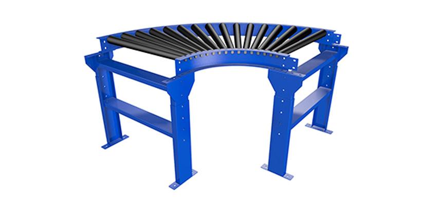 Рольганг радиусная секция структурная схема управления конвейера
